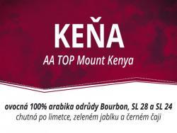 KENYA AA - Arabica 1000g