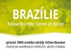 BRAZIL FAZENDA RAINHA YELLOW Bourbon - Arabica 1000g - DOPRAVA ZDARMA po celé ČR