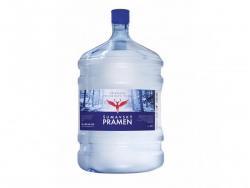 Šumavský pramen - ČECHY / MORAVA přírodní pramenitá voda v barelu 18,9 l