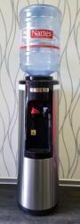 Automat na vodu (výdejník vody) typ 2V66 ČERNÝ / STŘÍBRNÝ + DÁREK