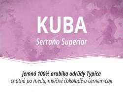 Kuba 1000g - 100% ARABICA