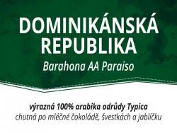 Santo Domingo AA 1000g - 100% ARABICA